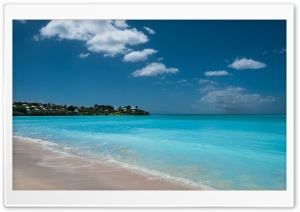 Valley Church Beach, Antigua HD Wide Wallpaper for 4K UHD Widescreen desktop & smartphone