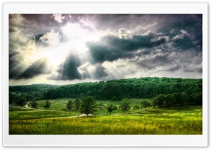 Valley Forge Pennsylvania HDR HD Wide Wallpaper for Widescreen