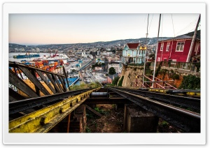 Valparaiso HD HD Wide Wallpaper for Widescreen