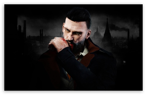 Game Over Iphone 4 Wallpapers Free 640x960 Hd Ipod Touch: Vampyr (2018 Video Game) Vampire 4K HD Desktop Wallpaper
