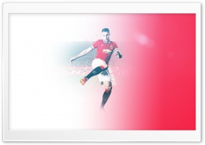 Van Persie HD Wide Wallpaper for Widescreen