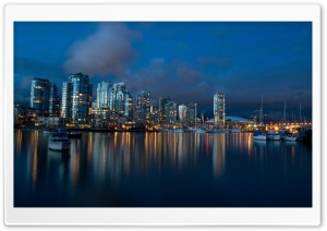 Vancouver, Canada HD Wide Wallpaper for Widescreen