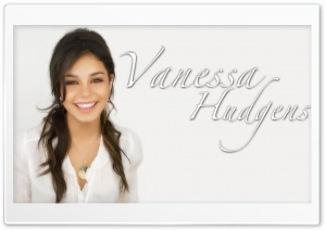 Vanessa HD Wide Wallpaper for Widescreen