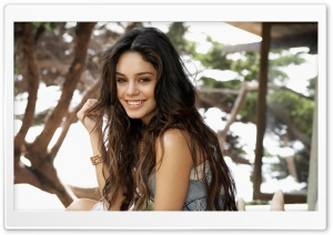 Vanessa Anne Hudgens HD Wide Wallpaper for Widescreen