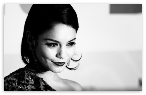 Vanessa Hudgens Black and White HD wallpaper for Wide 16:10 5:3 Widescreen WHXGA WQXGA WUXGA WXGA WGA ; HD 16:9 High Definition WQHD QWXGA 1080p 900p 720p QHD nHD ; Standard 4:3 5:4 3:2 Fullscreen UXGA XGA SVGA QSXGA SXGA DVGA HVGA HQVGA devices ( Apple PowerBook G4 iPhone 4 3G 3GS iPod Touch ) ; Tablet 1:1 ; iPad 1/2/Mini ; Mobile 4:3 5:3 3:2 16:9 5:4 - UXGA XGA SVGA WGA DVGA HVGA HQVGA devices ( Apple PowerBook G4 iPhone 4 3G 3GS iPod Touch ) WQHD QWXGA 1080p 900p 720p QHD nHD QSXGA SXGA ;