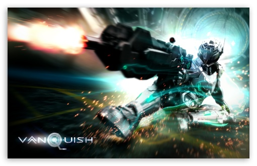 Vanquish Game 2011 HD wallpaper for Wide 16:10 5:3 Widescreen WHXGA WQXGA WUXGA WXGA WGA ; HD 16:9 High Definition WQHD QWXGA 1080p 900p 720p QHD nHD ; Mobile 5:3 16:9 - WGA WQHD QWXGA 1080p 900p 720p QHD nHD ;