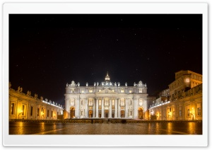 Vatican city, Rome, Italy HD Wide Wallpaper for 4K UHD Widescreen desktop & smartphone