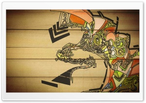 Vector Graffiti HD Wide Wallpaper for Widescreen