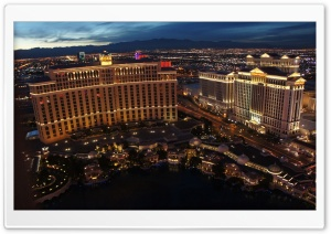 Vegas HD Wide Wallpaper for Widescreen