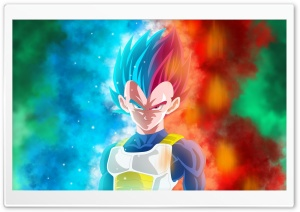 Vegeta, Dragon Ball Super Ultra HD Wallpaper for 4K UHD Widescreen desktop, tablet & smartphone