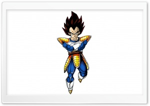 Vegeta Dragon Ball Z HD Wide Wallpaper for Widescreen