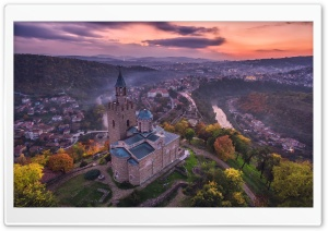 Veliko Tarnovo - Bulgaria HD Wide Wallpaper for Widescreen