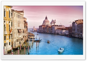 Venice HD Wide Wallpaper for Widescreen