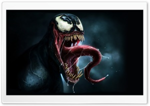 Venom HD Wide Wallpaper for 4K UHD Widescreen desktop & smartphone