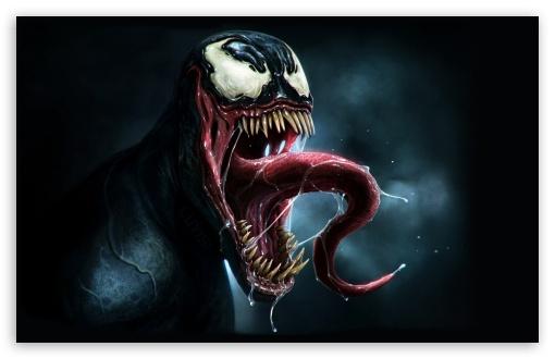 Download Venom HD Wallpaper
