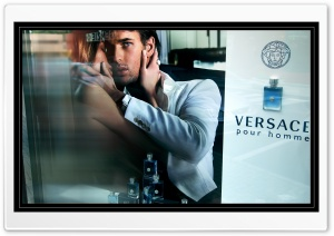 Versace Perfume HD Wide Wallpaper for 4K UHD Widescreen desktop & smartphone