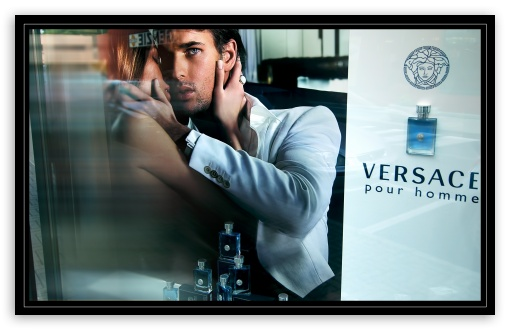 Versace Perfume HD wallpaper for Wide 16:10 5:3 Widescreen WHXGA WQXGA WUXGA WXGA WGA ; HD 16:9 High Definition WQHD QWXGA 1080p 900p 720p QHD nHD ; Mobile 5:3 - WGA ;