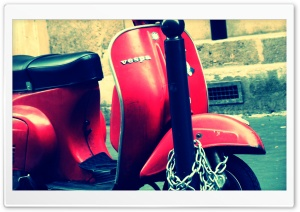 Vespa HD Wide Wallpaper for Widescreen