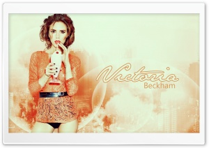 Victoria Beckham 2013 HD Wide Wallpaper for Widescreen