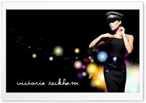 Victoria Beckham HD Wide Wallpaper for Widescreen