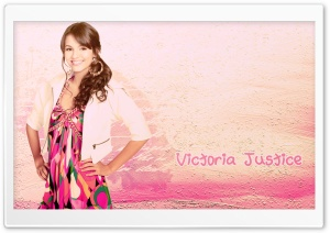 Victoria Justice Ultra HD Wallpaper for 4K UHD Widescreen desktop, tablet & smartphone