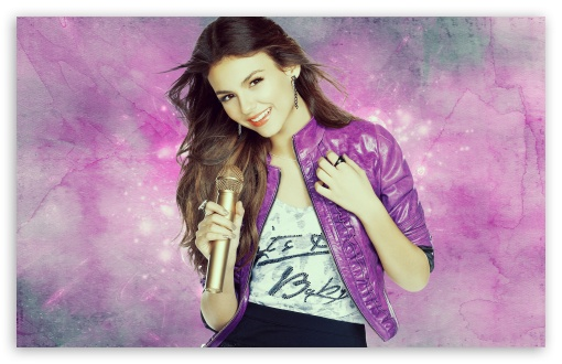 Victoria Justice Singing HD wallpaper for Wide 16:10 5:3 Widescreen WHXGA WQXGA WUXGA WXGA WGA ; Standard 4:3 5:4 3:2 Fullscreen UXGA XGA SVGA QSXGA SXGA DVGA HVGA HQVGA devices ( Apple PowerBook G4 iPhone 4 3G 3GS iPod Touch ) ; Tablet 1:1 ; iPad 1/2/Mini ; Mobile 4:3 5:3 3:2 5:4 - UXGA XGA SVGA WGA DVGA HVGA HQVGA devices ( Apple PowerBook G4 iPhone 4 3G 3GS iPod Touch ) QSXGA SXGA ;