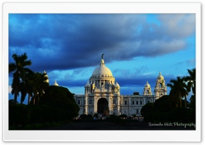 Victoria Memorial HD Wide Wallpaper for Widescreen