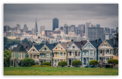 Victorian Houses In Alamo Square San Francisco California Usa HD wallpaper for Wide 16:10 5:3 Widescreen WHXGA WQXGA WUXGA WXGA WGA ; HD 16:9 High Definition WQHD QWXGA 1080p 900p 720p QHD nHD ; UHD 16:9 WQHD QWXGA 1080p 900p 720p QHD nHD ; Standard 4:3 3:2 Fullscreen UXGA XGA SVGA DVGA HVGA HQVGA devices ( Apple PowerBook G4 iPhone 4 3G 3GS iPod Touch ) ; iPad 1/2/Mini ; Mobile 4:3 5:3 3:2 16:9 - UXGA XGA SVGA WGA DVGA HVGA HQVGA devices ( Apple PowerBook G4 iPhone 4 3G 3GS iPod Touch ) WQHD QWXGA 1080p 900p 720p QHD nHD ; Dual 16:10 5:3 4:3 5:4 WHXGA WQXGA WUXGA WXGA WGA UXGA XGA SVGA QSXGA SXGA ;