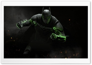 Video Game - Injustice 2 HD Wide Wallpaper for Widescreen