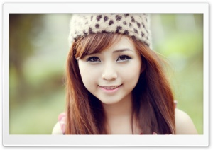 VietNam Girl HD Wide Wallpaper for Widescreen