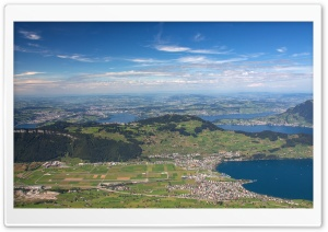 View Lake of Lucerne HD Wide Wallpaper for Widescreen