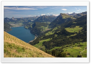 View Lake of Lucerne HD Wide Wallpaper for 4K UHD Widescreen desktop & smartphone