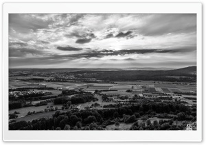 Viewpoint Black and White HD Wide Wallpaper for Widescreen