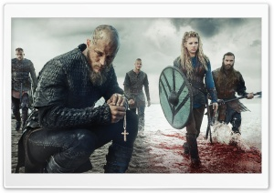 Vikings HD Wide Wallpaper for Widescreen