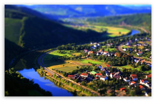 Village Tilt Shift HD wallpaper for Wide 16:10 5:3 Widescreen WHXGA WQXGA WUXGA WXGA WGA ; HD 16:9 High Definition WQHD QWXGA 1080p 900p 720p QHD nHD ; Standard 4:3 5:4 3:2 Fullscreen UXGA XGA SVGA QSXGA SXGA DVGA HVGA HQVGA devices ( Apple PowerBook G4 iPhone 4 3G 3GS iPod Touch ) ; iPad 1/2/Mini ; Mobile 4:3 5:3 3:2 16:9 5:4 - UXGA XGA SVGA WGA DVGA HVGA HQVGA devices ( Apple PowerBook G4 iPhone 4 3G 3GS iPod Touch ) WQHD QWXGA 1080p 900p 720p QHD nHD QSXGA SXGA ;