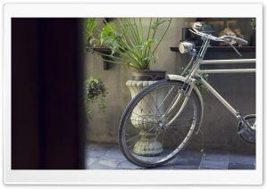 Vintage Bicycle HD Wide Wallpaper for Widescreen