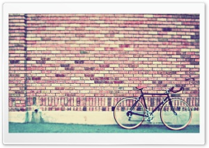 Vintage Bike HD Wide Wallpaper for Widescreen