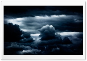 Vintage Clouds HD Wide Wallpaper for Widescreen