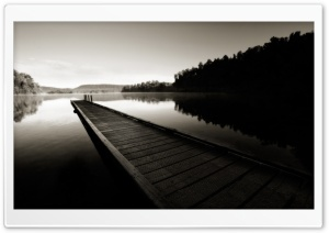 Vintage Dock HD Wide Wallpaper for Widescreen