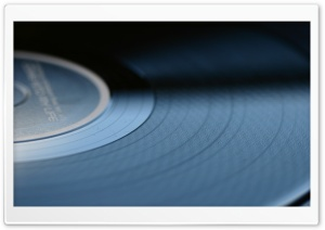 Vinyl Record HD Wide Wallpaper for Widescreen