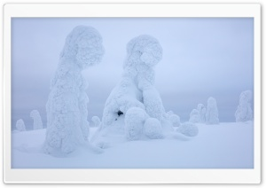 Visit Finnish Lapland Ultra HD Wallpaper for 4K UHD Widescreen desktop, tablet & smartphone