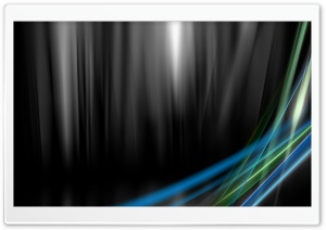 Vista Ultimate Black 1 HD Wide Wallpaper for 4K UHD Widescreen desktop & smartphone