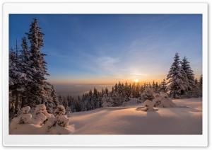 Vitosha HD Wide Wallpaper for 4K UHD Widescreen desktop & smartphone