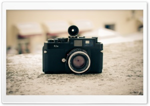 Voigtlander Bessa R2 HD Wide Wallpaper for Widescreen