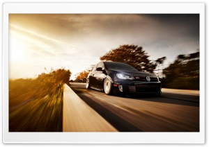 Volkswagen HD Wide Wallpaper for Widescreen