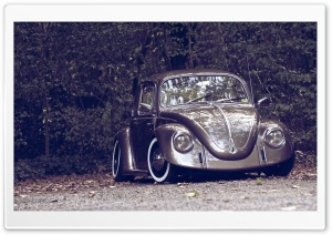 Volkswagen Beetle Retro HD Wide Wallpaper for Widescreen
