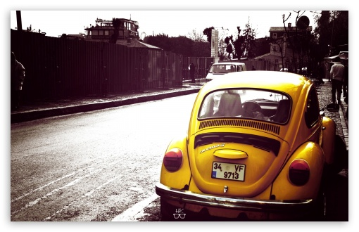 Volkswagen Beetle Yellow HD wallpaper for Wide 16:10 5:3 Widescreen WHXGA WQXGA WUXGA WXGA WGA ; HD 16:9 High Definition WQHD QWXGA 1080p 900p 720p QHD nHD ; Standard 4:3 5:4 3:2 Fullscreen UXGA XGA SVGA QSXGA SXGA DVGA HVGA HQVGA devices ( Apple PowerBook G4 iPhone 4 3G 3GS iPod Touch ) ; Tablet 1:1 ; iPad 1/2/Mini ; Mobile 4:3 5:3 3:2 16:9 5:4 - UXGA XGA SVGA WGA DVGA HVGA HQVGA devices ( Apple PowerBook G4 iPhone 4 3G 3GS iPod Touch ) WQHD QWXGA 1080p 900p 720p QHD nHD QSXGA SXGA ;