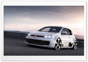 Volkswagen GTI HD Wide Wallpaper for 4K UHD Widescreen desktop & smartphone