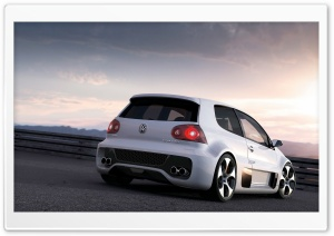 Volkswagen GTI Car HD Wide Wallpaper for Widescreen