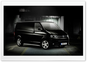 Volkswagen Transporter Sportline HD Wide Wallpaper for Widescreen